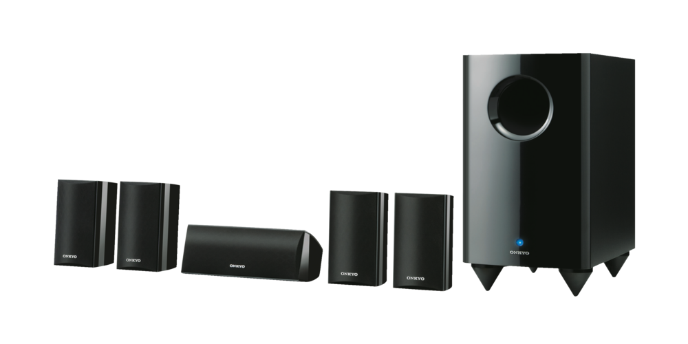 ONKYO SKS HT528 conjunto altavoces home cinema