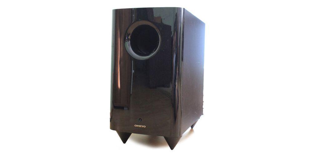 Onkyo SKS HT 528 5 1 Speaker System subwoofer