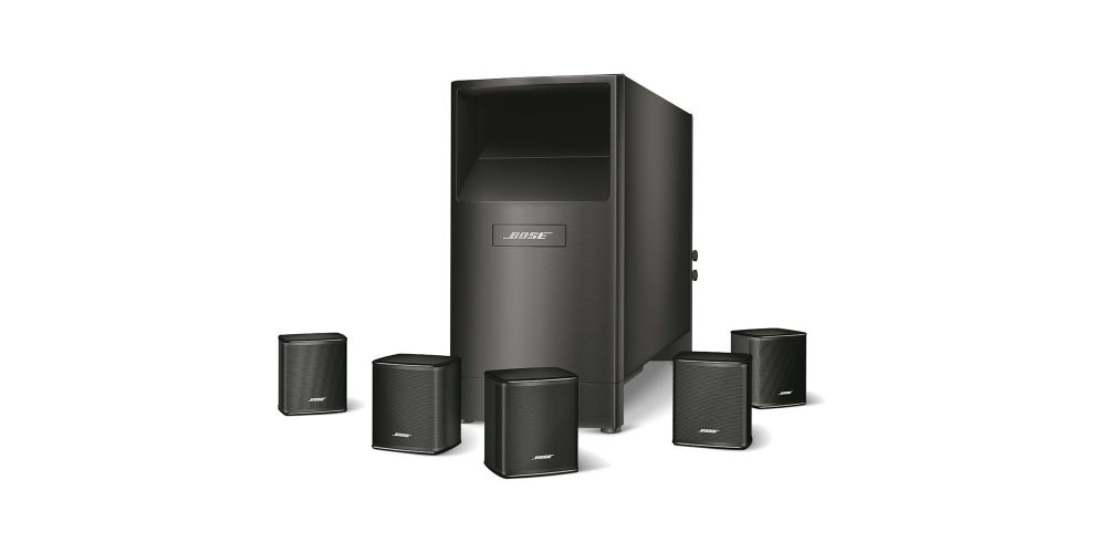 Bose  AM-6-V-BLACK Sistema acustico amplificado AM6 V