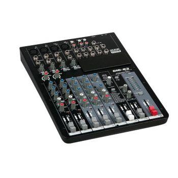 DAP Audio GIG-83CFX Mezclador de Directo con Efectos