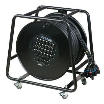 DAP Audio CobraX Carro para escenario 24/8 30m