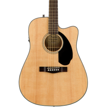 Fender CD-60SCE Natural. Guitarra Electro Acústica