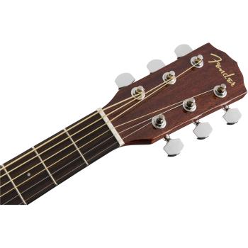 Fender CD-60SCE Natural. Guitarra Acústica