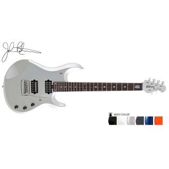 Musicman JP6 John Petrucci Signature White Pearl