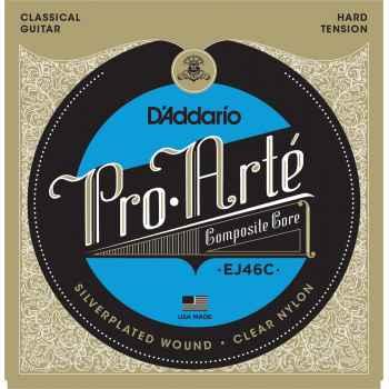 D´addario EJ46C - Pro Arte Composite Hard cuerdas para guitarra Clasica