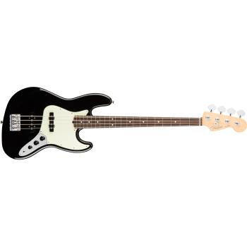 Fender American Pro Jazz Bass Rosewood Fingerboard Black