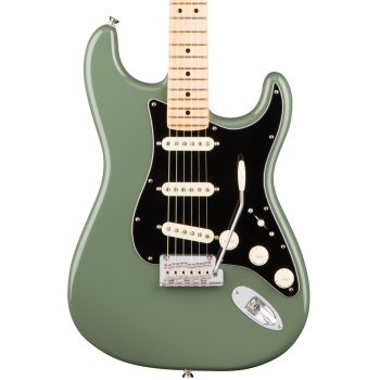 Fender American Pro Stratocaster MN Antique Olive