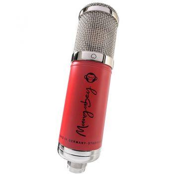 Monkey Banana Mangabey Red microfono de condensador