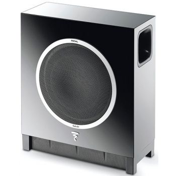 FOCAL SUB Air Black Subwoofer Activo, Negro Und