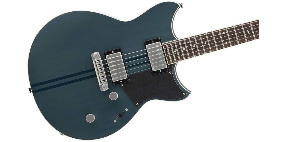 GUITARRA yamaha rs820cr brushed teal blue