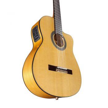 Alvarez CF6CE Cádiz. Guitarra Clásica Flamenco Electrificada