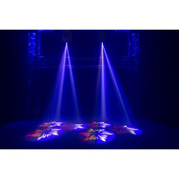 Beamz IGNITE120 Cabeza Movil LED Spot 120W 150425