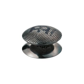 Meinl SH17 Shaker Spark Mediano Negro