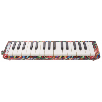 Hohner Airboard Multicolor 32 Melódica 94402