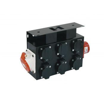Eurolite SB-652X Distribuidor de Potencia