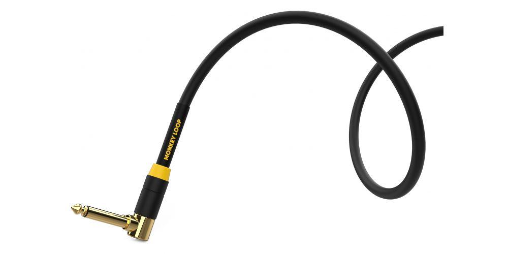 monkey loop pro stage silent cable jack mono jack acodado