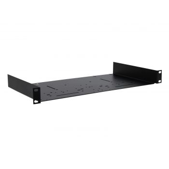 Omnitronic Carrier 1U Multistandard Holes Bandeja de Rack