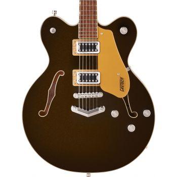 Gretsch G5622 Electromatic CB V-Stoptail LR Black Gold