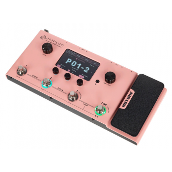 Hotone Ampero PINK Limited Edition Pedalera