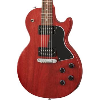 Gibson Les Paul Special Tribute Humbucker Vintage Cherry Satin Guitarra Eléctrica