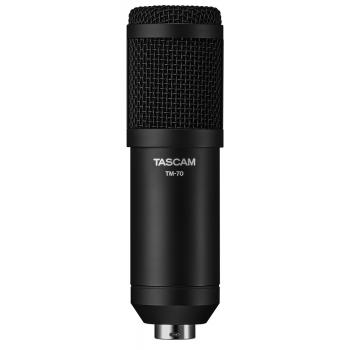 Tascam TM-70 Micrófono Dinámico