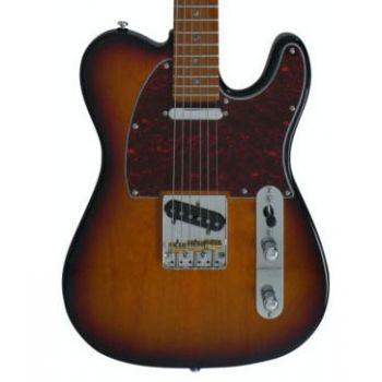 Larry Carlton by Sire T7 Guitarra Eléctrica Tobacco Sunburst