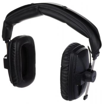 BEYERDYNAMIC DT-100/400 Negro Auricular profesional Cerrado 400 Ohmios