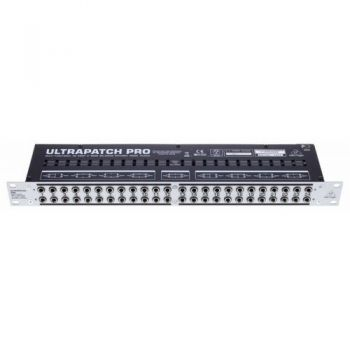 BEHRINGER PX3000 Patch Panel Ultrapatch