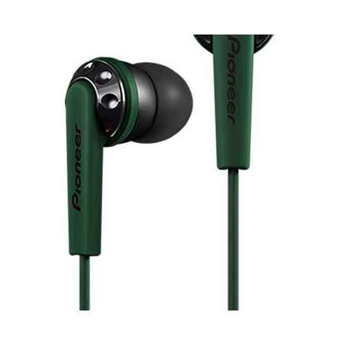PIONEER SE-CL711G Auricular Dinamico Verde SECL711G