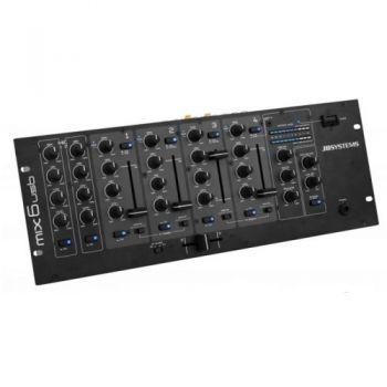 JBSYSTEMS MIX 6 USB Mesa 4 Canales USB