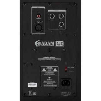 ADAM A7X Monitor de Estudio Amplificado Unidad