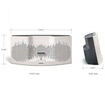 BOSE SOUNDDOCK XT I para iPhone 5 Color Blanco Amarillo