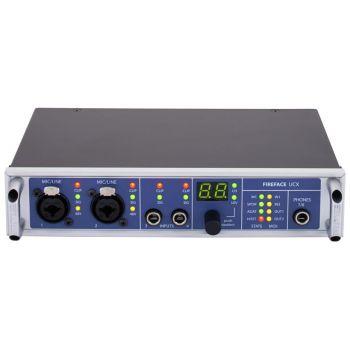 RME FIREFACE UCX Interfaz de audio USB/FW