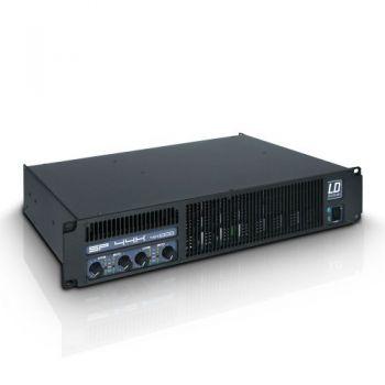 LD SYSTEMS SP 44K Amplificador de PA 4 x 980 W