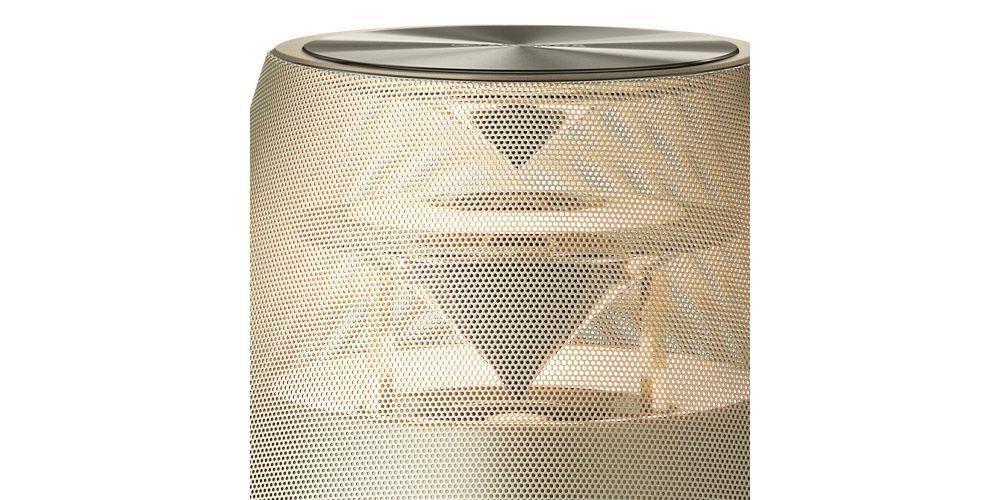yamaha lsx 170 gold sistema audio iluminacion dorado