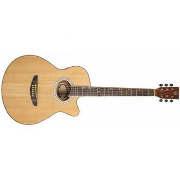 OQAN QGA40CE Natural Guitarra Electroacústica