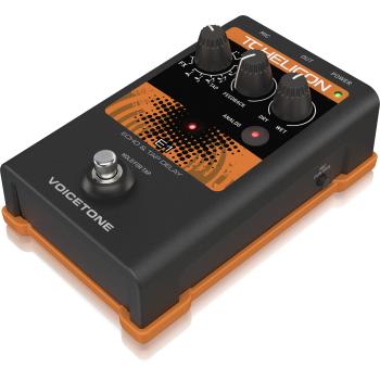 TC Helicon VoiceTone E1 Echo. Pedal  Efectos Echo y Slapback