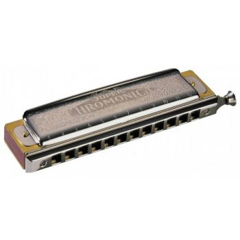 Hohner Armonica Super Chromo 270-48CX