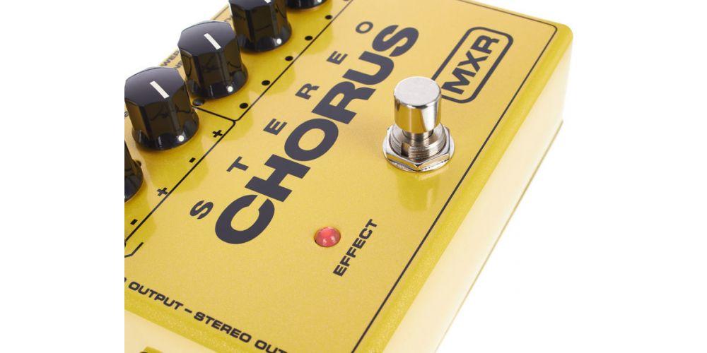 dunlop mxr m134 stereo chorus push