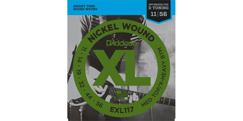 D Addario EXL-117 (011-056)