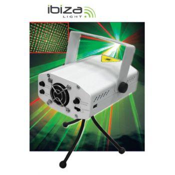 IBIZA LIGHT WHITE NIGHT 3 Efectos espectaculares