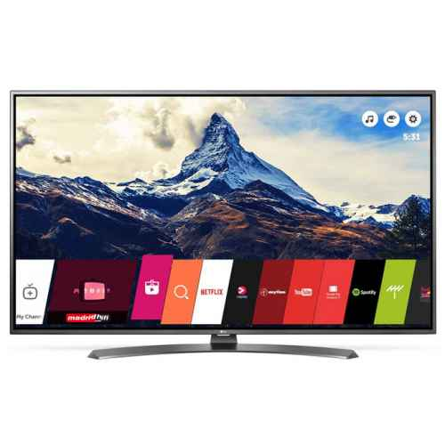 LG 55UH661V Tv LED 4K 55 Pulgadas IPS Smart Tv