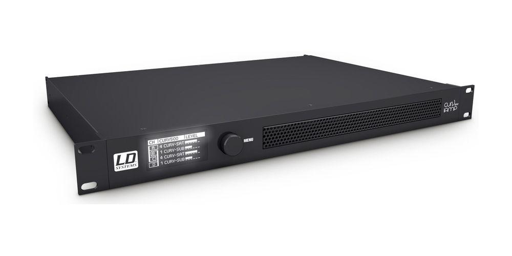 comprar etapa potencia 4 canales CURV500IAMP