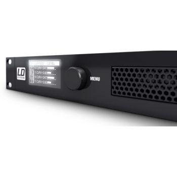 LD Systems CURV 500 IAMP Etapa 4 Canales