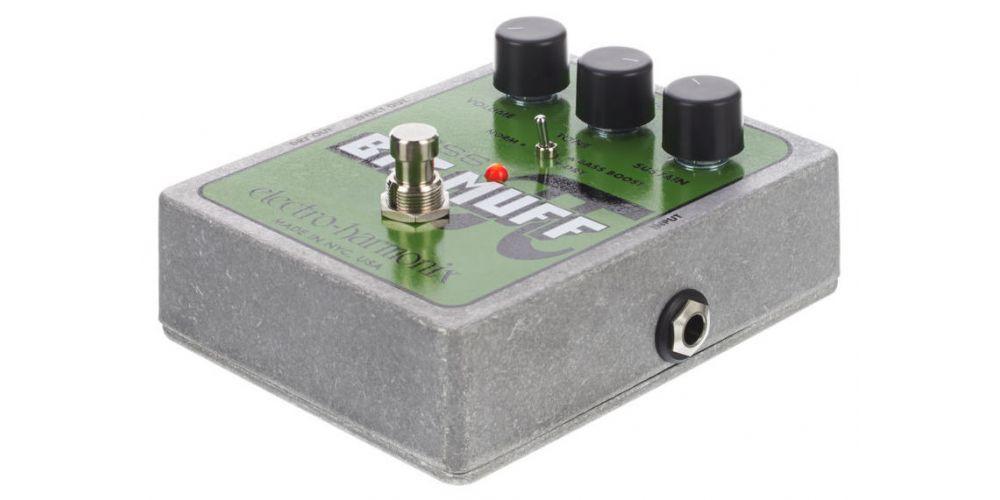 elektro harmonix bass big muff pi pedal