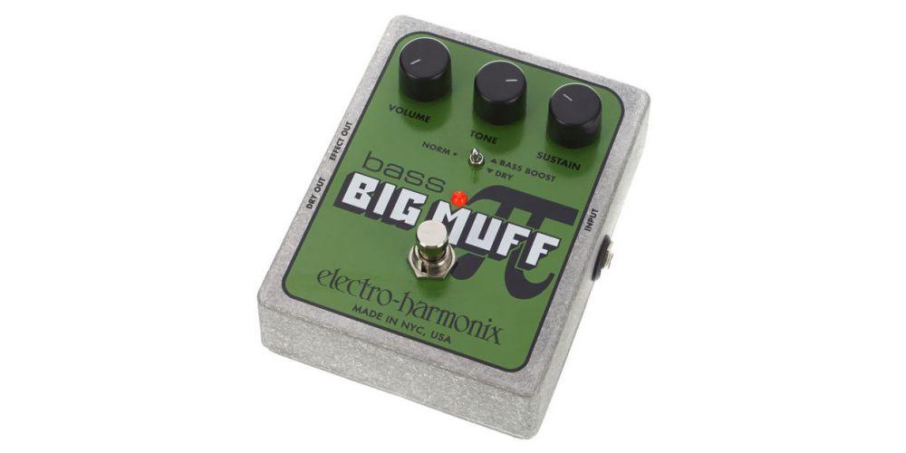 elektro harmonix bass big muff pi