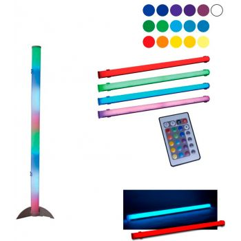 ADJ Led Color Tube II. Tubo LED de color. 1 Metro