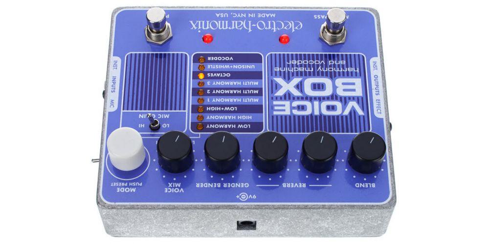 electro harmonix xo voice box 2