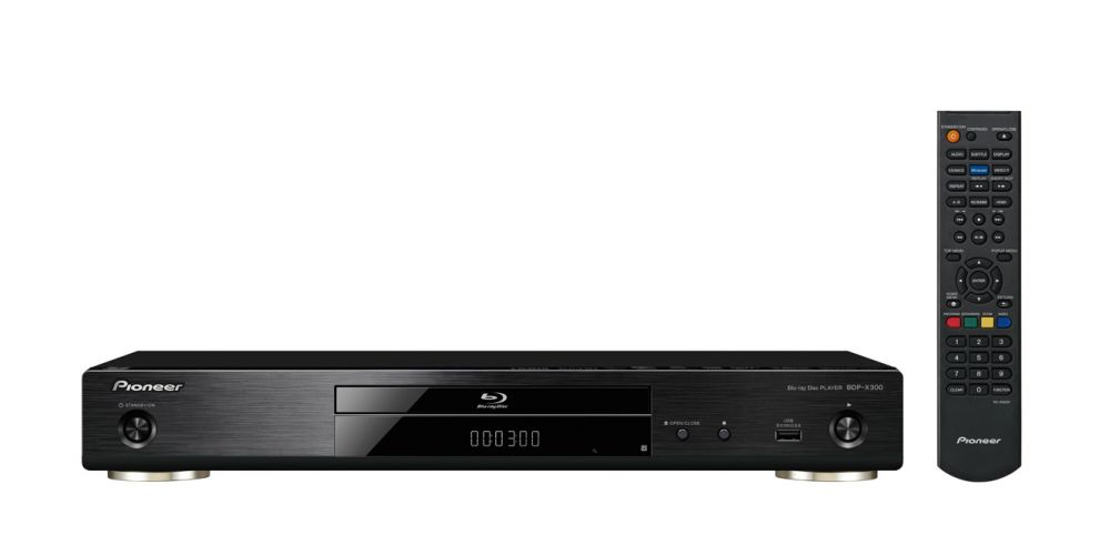 Pioneer BDPX300 BK