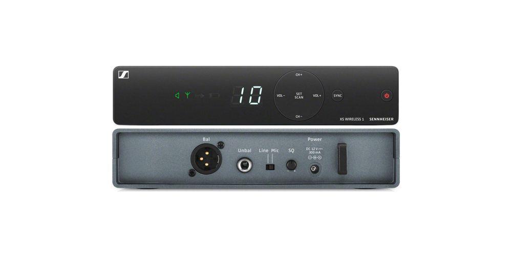 sennheiser XSW 1 835 receptor
